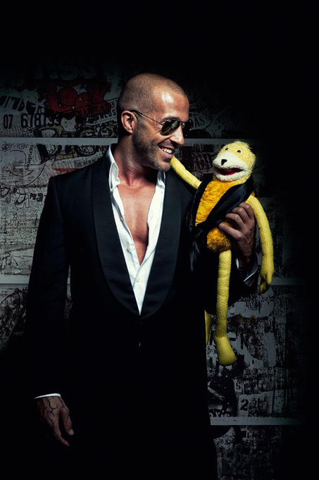 Gonzo and Flat Eric