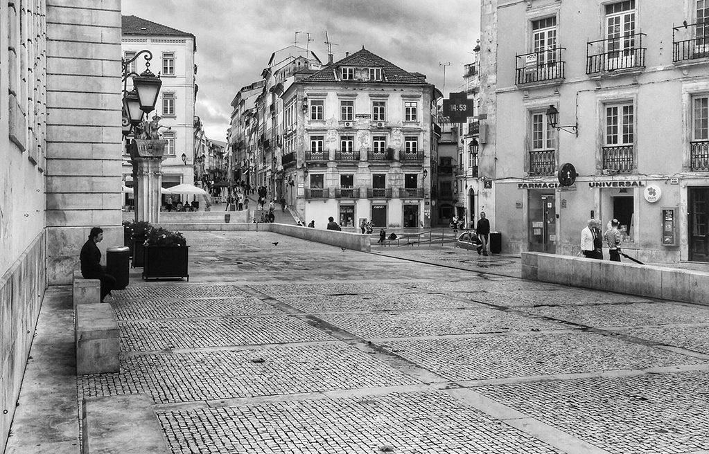 Praça 8 de Maio - Coimbra
