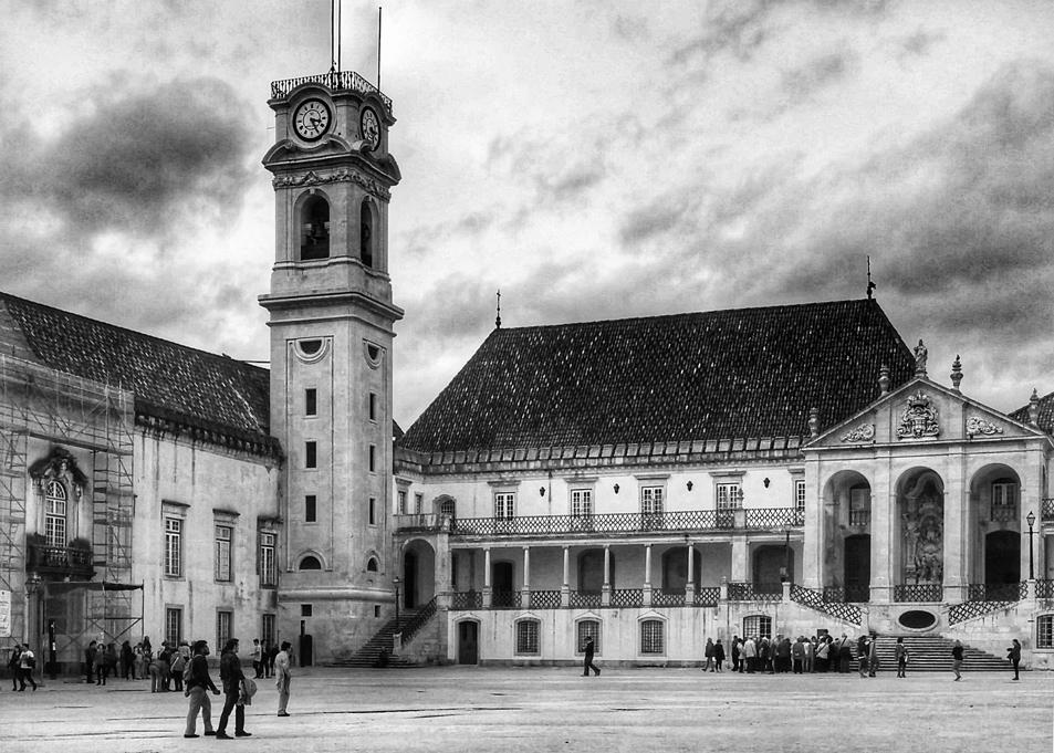 Universidade de Coimbra - Paço das Escolas