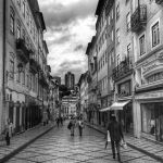 Baixa de Coimbra - Rua Ferreira Borges
