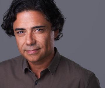 Luís Gomes Headshot, fotografado por João Azevedo, em Coimbra